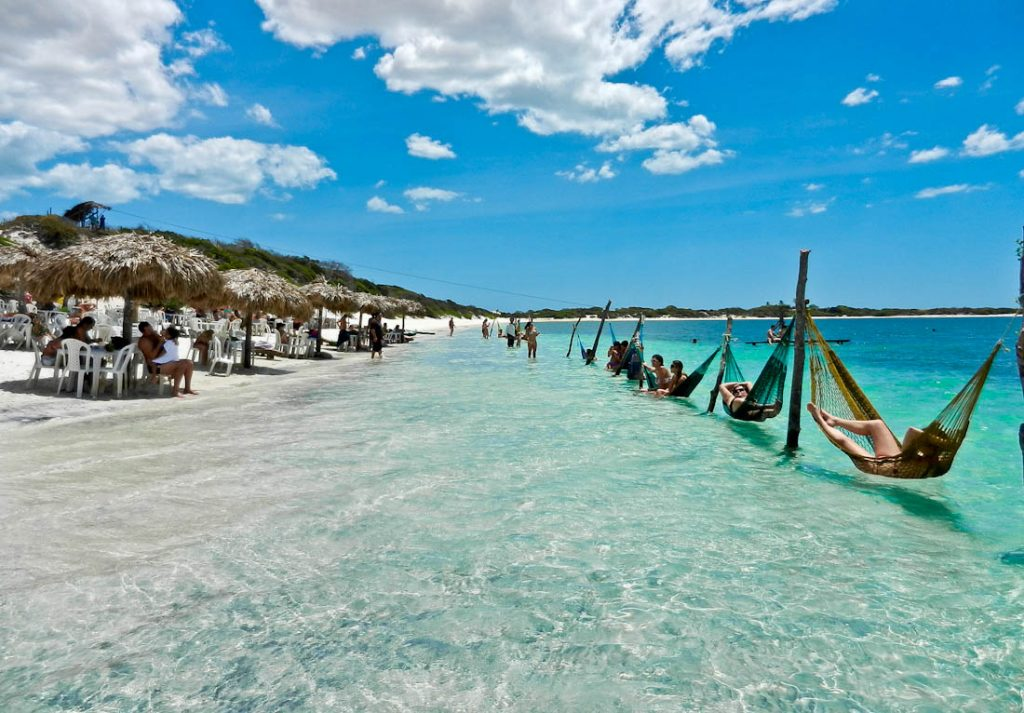 Top 10 – Melhores Praias do Nordeste Brasileiro: Praia de Jericoacoara, Jijoca de Jericoacoara (CE)