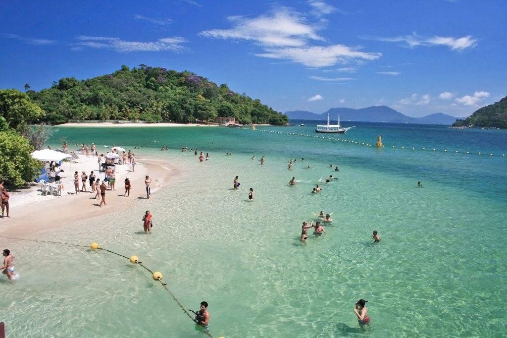 Seis Praias que Você Precisa Conhecer em Angra dos Reis - Ilha de Cataguases