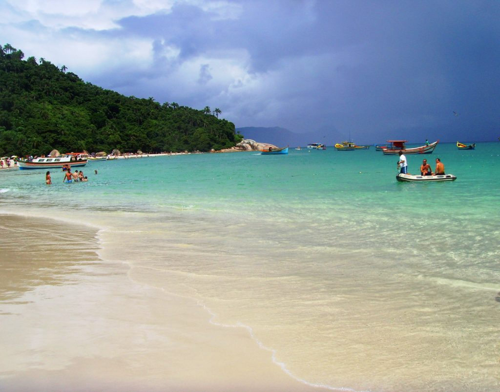 Ilha do Campeche – Florianópolis (SC)
