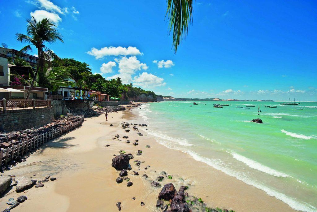 As 10 Praias Mais Bonitas do Brasil - Praia de Pipa (RN)