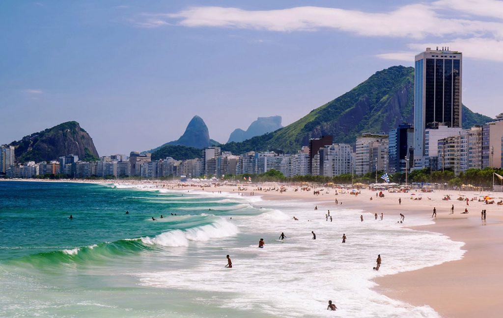 Praia de Copacabana (RJ)