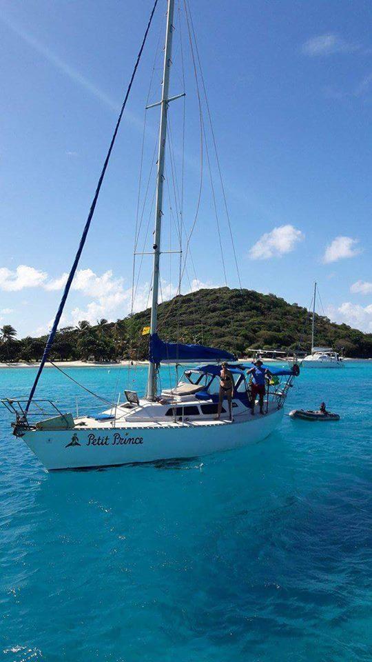 2017 jan - São Vicente e Granadinas, Caribe