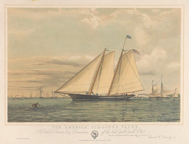 BARCO AMÉRICA 1851