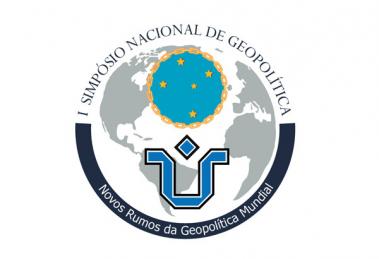 Logo 1º Simpósio geopolítica