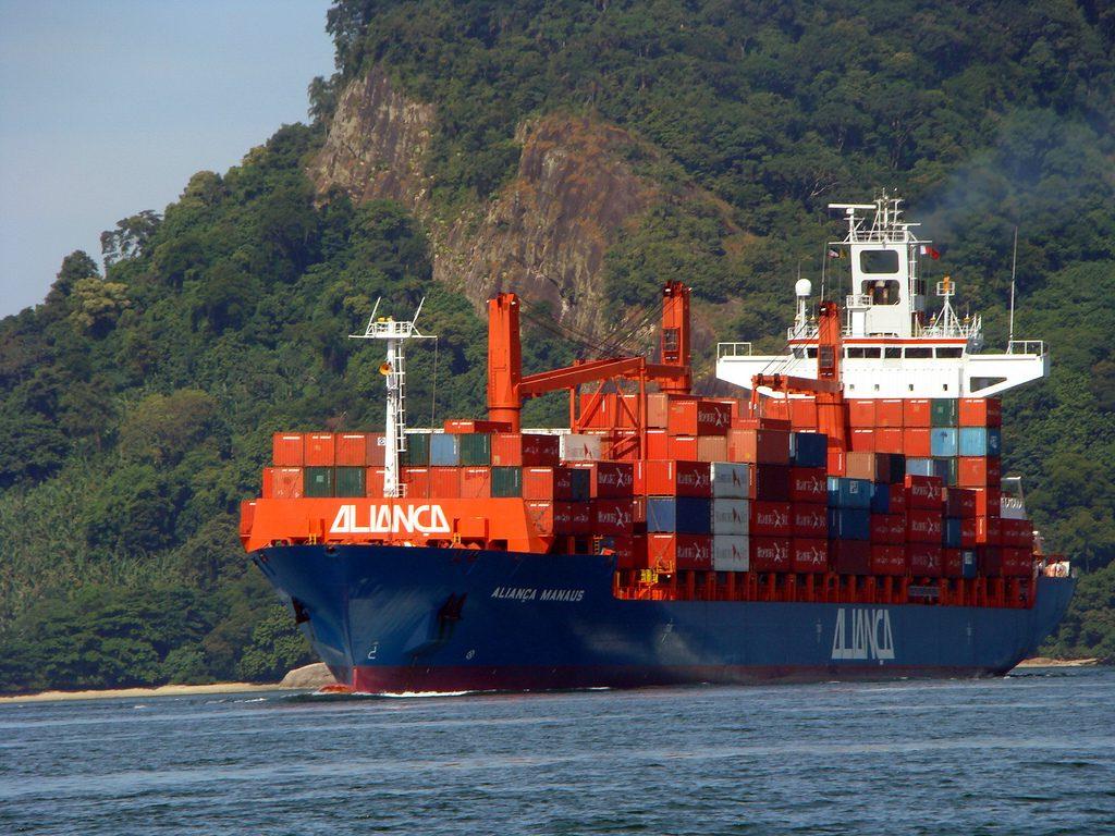 Notícias sobre empresas de navegação de cabotagem