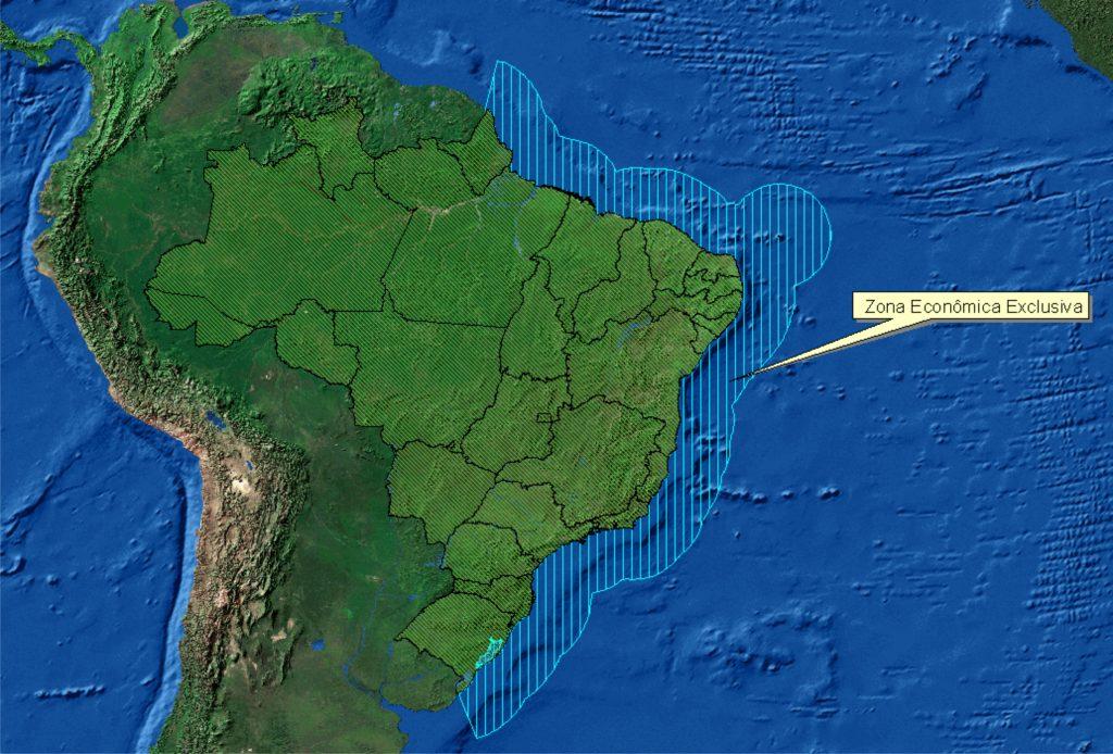 Notícias sobre a Amazônia Azul