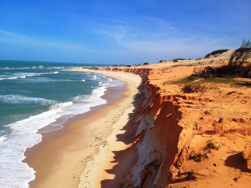 Top 10 – Melhores Praias do Nordeste Brasileiro: Canoa Quebrada (CE)