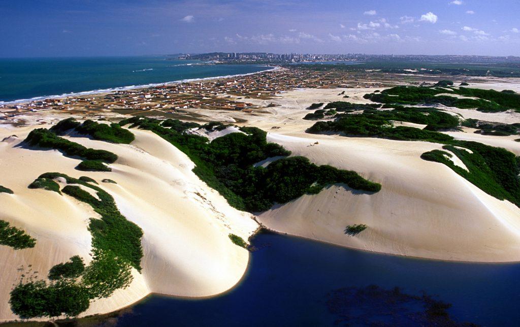 Top 10 – Melhores Praias do Nordeste Brasileiro: Genipabu, Extremoz (RN)