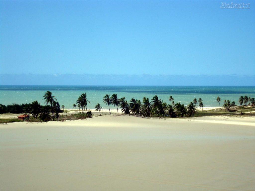 Conheça os 7,4 mil km de belezas naturais do litoral brasileiro: Cumbuco (CE)