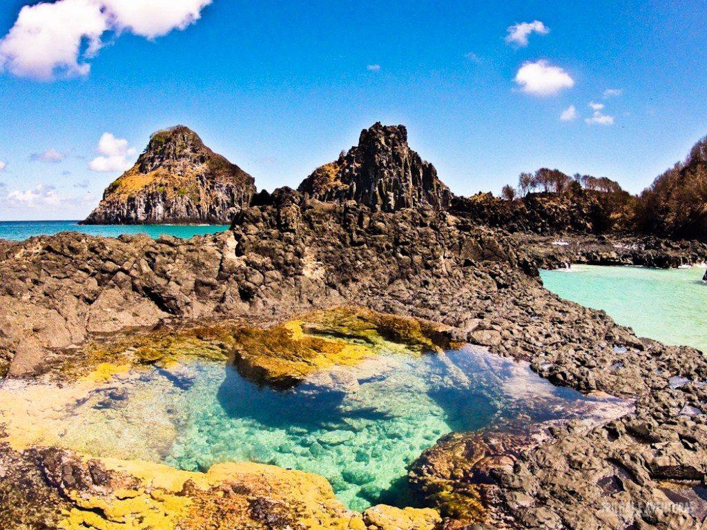 Conheça os 7,4 mil km de belezas naturais do litoral brasileiro: Fernando de Noronha (PE)