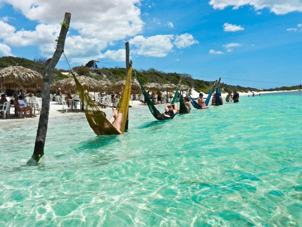 As 10 Praias Mais Bonitas do Brasil - Praia de Jericoacoara (CE)
