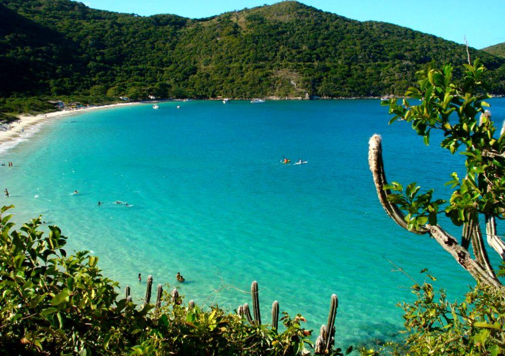 Seis Praias que Você Precisa Conhecer em Angra dos Reis - Praia do Lopes Mendes