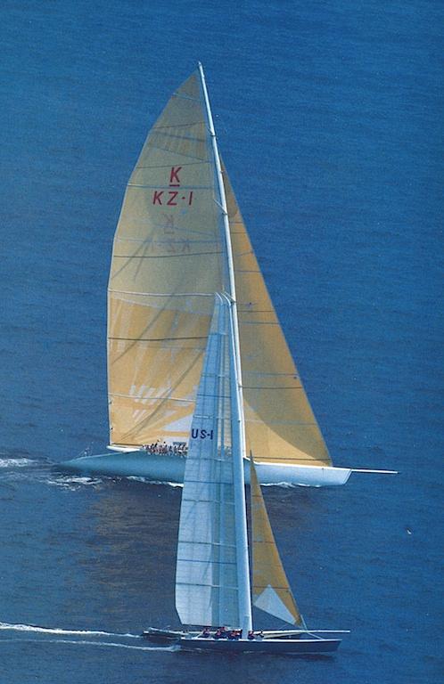 barco australiano