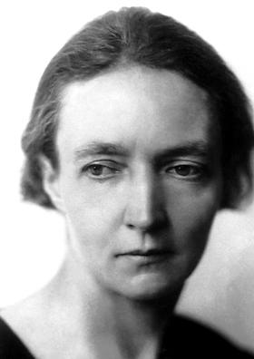Irène Juliot Curie